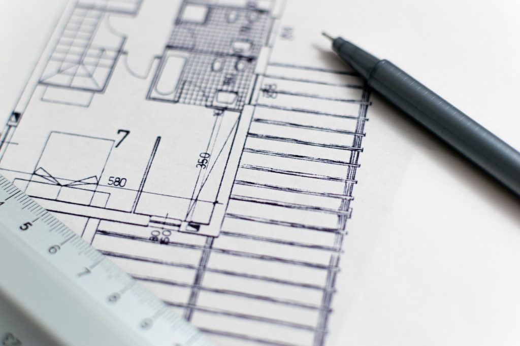 コンテナハウスの設計