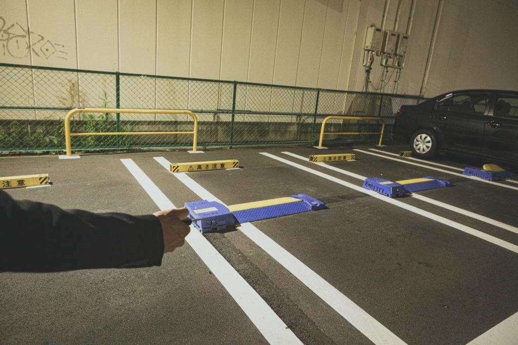 コインパーキング 時間貸し駐車場